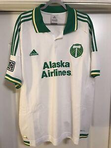 NWOT Adidas Portland Timbers soccer jersey - Size XXL