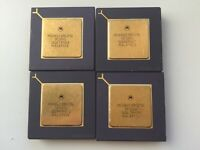 Motorola MC68020RC25E, MC68020, 68020, Vintage CPU, AMIGA, APPLE, GOLD