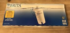 6X Brita Pitcher Replacement Filters NEW