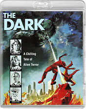 THE DARK (1979) Blu-Ray CODE RED Limited Edition *70's ALIEN SLASHER Gore! *RARE