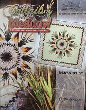 Judy Niemeyer CATTAILS IN THE MEADOW Special Release Paper Pieced Quilt Pattern