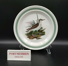 Portmeirion BIRDS OF BRITAIN Phalarope Dinner Plate EXCELLENT 2ND