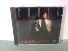 "Chick Corea,CD,GRP,""Expressions"",US,CD,avante garde/free jazz, 1994, Like New"