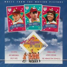 Original Soundtrack - A League Of Their Own : CD 1992 NEW SEALED