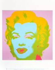 Andy Warhol MARILYN MONROE 1967 PALE PINK poster stampa d'arte immagine 36x28cm