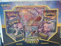 The Pokemon TCG: Hidden Fates Collection - Gyarados-GX Box NEW
