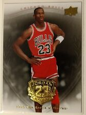2009-10 Upper Deck Michael Jordan Gold Legacy Collection #8, Rookie of the Year