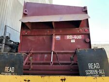 Rd-40B Screen-All Machine, The Read Corporation, Used In Great Condition 409 hrs