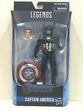 "Marvel Legends Avengers 6"" Captain America (Walmart Exclusive)(MISB)"