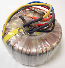 HAMMOND MANUFACTURING 182V24 TOROIDAL TRANSFORMER 2 x 117VAC TESTED & WORKING!
