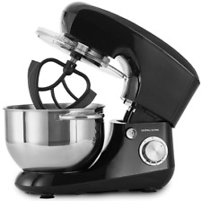 Andrew James Electric Stand Food Mixer 5.5L Mixing Bowl for Bread Dough 800W NEW