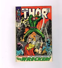THOR (V1) #148 Silver Age Marvel! 1st WRECKER appearance! Grade 9.0