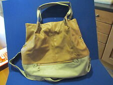 ACCESSORIZE TOTE BAG BROWN