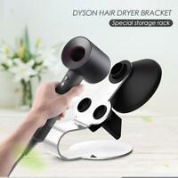 Aluminum Alloy Stand Holder Rack Dock for Dyson Supersonic Magnetic Hair Dryer