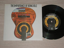 """OASIS - THE IMPORTANCE OF BEING IDLE / PASS ME DOWN THE WINE - 45 GIRI 7"""""""