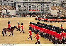 B99795 trooping the colour military militaria  london    uk