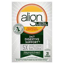 Align Extra Strength Probiotic, 21 Capsules each