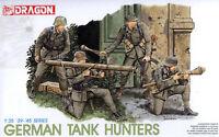 Dragon 1/35 6034 WWII German Tank Hunters (4 Figures)