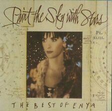 CD - Enya - Paint The Sky With Stars - The Best Of Enya - #A3239