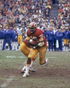 CALVIN HILL 8X10 PHOTO WASHINGTON REDSKINS PICTURE NFL FOOTBALL