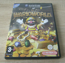 Warioworld - Complete (NL PAL / GameCube game cube) wario world