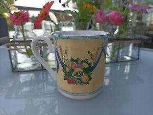 Villeroy & Boch Castellina Citta Campagna Kaffeebecher Henkelbecher (Nachlass)