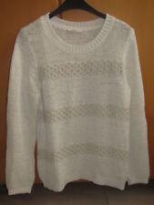 Esprit Damen-Pullover mit mittlerer Strickart L