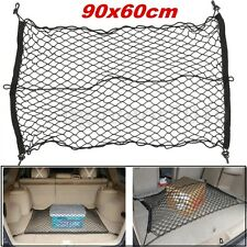 35''x23'' Rear Cargo Storage Nylon Storage Elastic Mesh Net Holder Car Trunk SUV