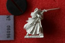 Games Workshop Lord of the Rings Ringwraith Nazgul Metal LoTR Weathertop New N3