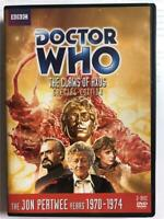 Doctor Who The Claws of Axos Special Edition 2 DVD Set Jon Pertwee Years
