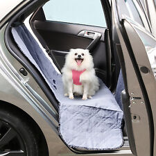 New listing Pet Dog Back Seat Cover Waterproof Suv Truck Van Car Gray Ms-011 - ²Pudph5