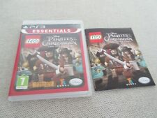 PS3 lego disney pirates of caribbean compleet