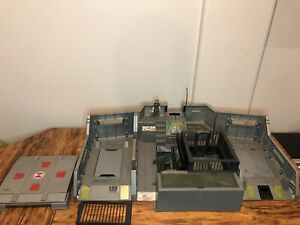 GI Joe Command Center Headquarters 1983 Incomplete Most Parts There See Pictures