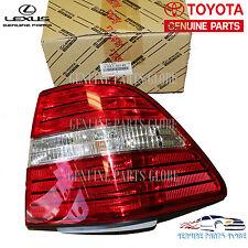 BRAND NEW LEXUS GENUINE 04-06 LS430 RIGHT PASSENGER TAIL LIGHT LAMP 81551-50140