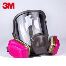 3m 6800 Full Face Respirator With1 Pr 60926 P1oo Multi Gasvapor Cartridge Medium