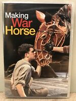Making War Horse (DVD, 2011) New Sealed