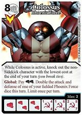 Dice Masters Colossus Card phoenix force promo card cny