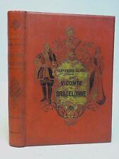 DUMAS (Alexandre) - LE VICOMTE DE BRAGELONNE - Illust [NEUVILLE] - 2 Tomes en 1