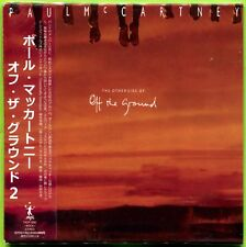 Paul McCartney THE OTHER SIDE OF OFF THE GROUND mini LP Japan CD Wings / Beatles