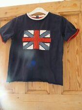 Boys England t-shirt age 7