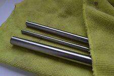 1.6cm Plata Acero Suelo Barra de Eje 300MM Maquetista