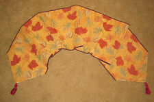 Tossed Leaves II ~ Fall & Autumn Tapestry Table Runner