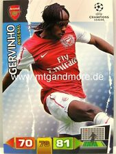Adrenalyn XL Champions League 11/12 - gervinho