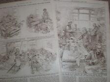 Finsbury Borough Council St John Street elderly social scheme London 1952 prints