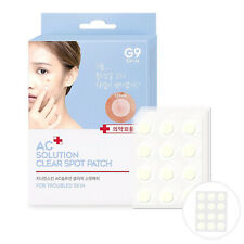 G9Skin Ac Solution Clear Spot Patch Acne Face Troubled Pimple Treatment 60Count