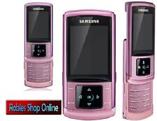 Samsung u900 soul rose (sans simlock) 3g 5,0mp flash radio mp3 Bluetooth top