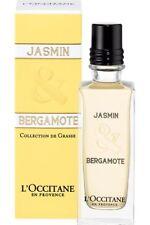 L'Occitane En Provence Jasmin & Bergamot Eau de Toilette Spray 0.25 oz New n Box