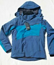 NWT Men's Windproof Jacket Size 48 XL CMP Clima Protect Pro Ski Breathable