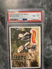 1969 Planet Of The Apes #12 No Escape! Psa 8 Nm-Mt Cert