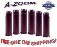 A-Zoom Precision SIX (6) Pack Metal Snap Caps, 454 CASULL # 16126 *  New!